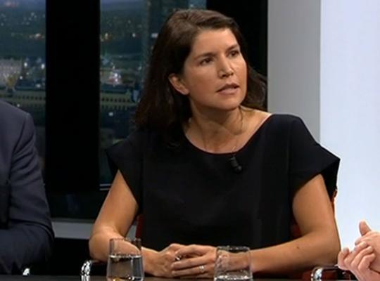 """Valerie Van Peel in De Afspraak: """"Meer dan ooit nood aan constructieve vakbonden"""""""
